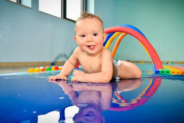 Kleinkinderschwimmen 1 für 1-2 jährige