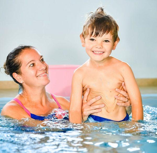 Kleinkinderschwimmen 3 für 3-4 jährige