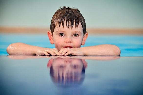 10er Karte Kleinkinderschwimmen 3