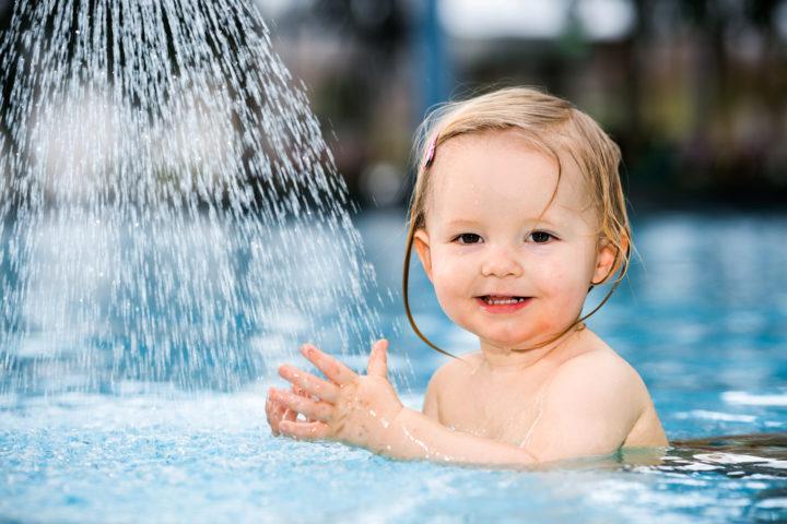10 er Karte Kleinkinderschwimmen 1